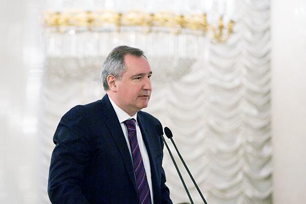 Выступление Заместителя Председателя Правительства Российской Федерации Дмитрия Рогозина